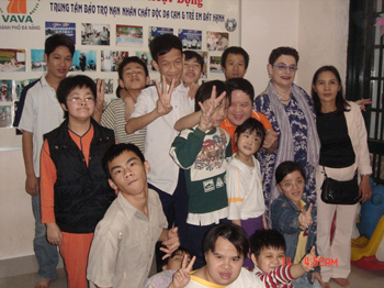 with VAVA victims